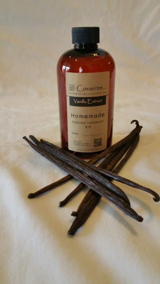 how to make your own vanilla extract without alcohol